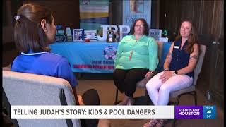 Tomball mom shares story of son's drowning death to help save more lives