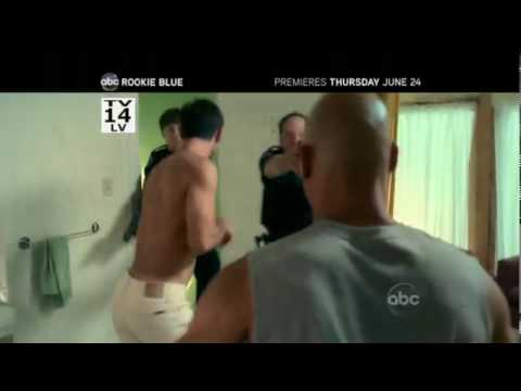 Rookie Blue Season 1 (Promo 4)