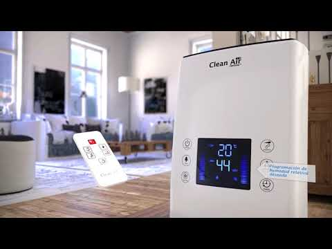 Humidificador de aire con ionizador CLEAN AIR OPTIMA CA-606 | GAVRI.ES