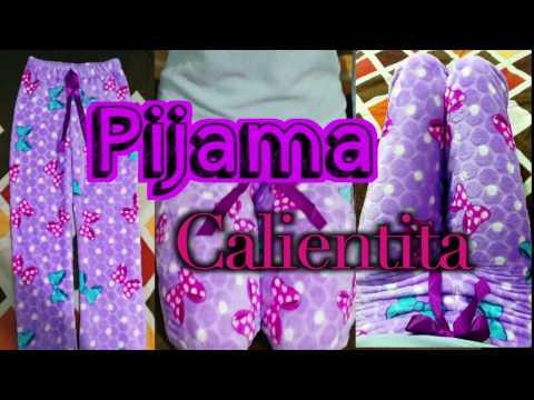 😍 Como hacer un Pantalón de Pijama 😍 Confección💋  mas fácil y Rápido💕
