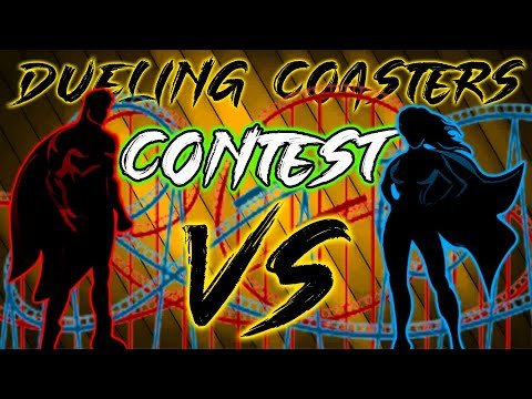 Planet Coaster: Dueling Coaster Contest!
