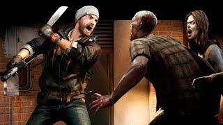Обзор игры Left to Survive PvP Zombie Shooter Первый взгляд #1 - 3D Зомби сурвайвал!