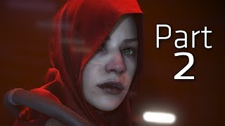 Killzone Shadow Fall Gameplay Walkthrough Part 2 - OWL - Mission 2 (PS4)