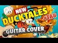 DuckTales 2017 Theme Song (Fingerstyle Guitar Cover, Guitar Tabs, Lyrics)