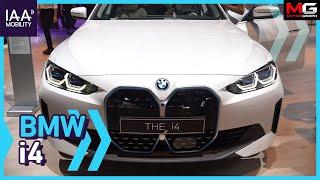 모터그래프 BMW i4