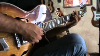 (cover Pino Daniele) Christian Napoli - A me me piace o' blues