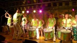 preview picture of video 'Bateria-Z in Croatia - Sambastico Senj 2011'