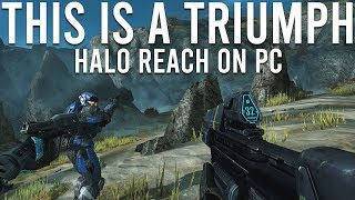 Halo Reach On PC Is A Triumph