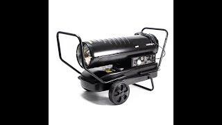 Diesel or Kerosene Forced Air Heater - 38L - 220V