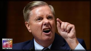 BOOM! Lindsey Graham DROPS an Anvil on Dems - They're Going to REGRET Stealing Elections Now