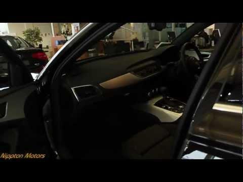 2013 Audi A6 Saloon