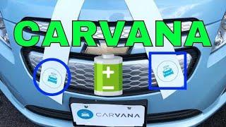 Carvana 1st Time Experience Honest Review Good & Bad Walk Through  SVTWRC