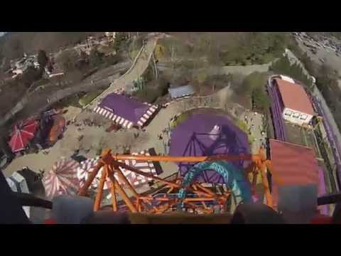 A First Look at Busch Gardens New Ride Tempesto