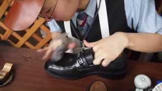 21世紀の「仕事!」論。靴磨き職人篇-ほぼ日刊イトイ新聞