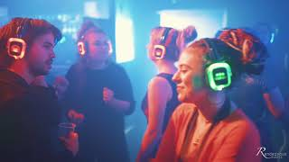 Freshers' Silent Disco was a Smash Hit!