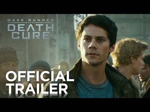 Movie Trailer: Maze Runner: The Death Cure (1)