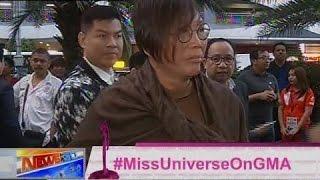 65th Miss Universe Coronation, star-studded