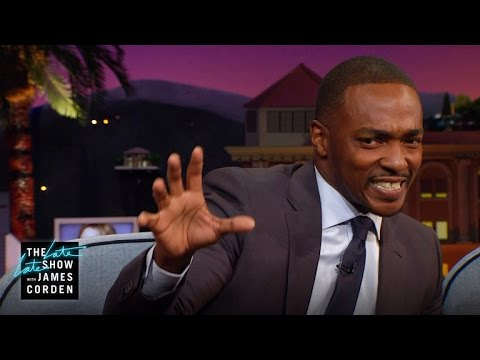 Why Anthony Mackie Stopped Playing Football Mp3