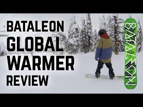 Bataleon Global Warmer Snowboard Review