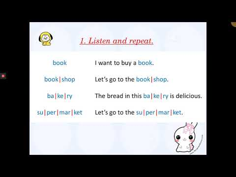 TIẾNG ANH LỚP 4 - UNIT 16: LET'S GO TO THE BOOKSHOP (TIẾT 2)
