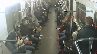 Оперативники УВД на Московском метрополитене задержали подозреваемого в серии грабежей
