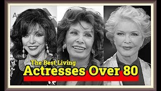 Best Living Actresses Over 80