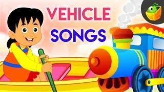 Wheels on the bus + more songs | Top List Nursery Rhymes | Kindergarten Song Time in MagicBox