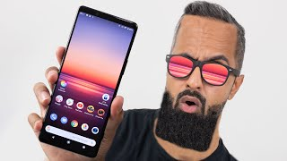 The Sony Xperia 1 II is Different
