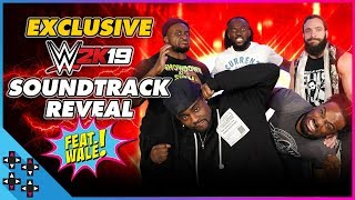 WWE 2K19 Full Soundtrack Announced - All Tracks