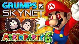 Grumps vs. Skynet LET'S A-GO! - Mario Party 6