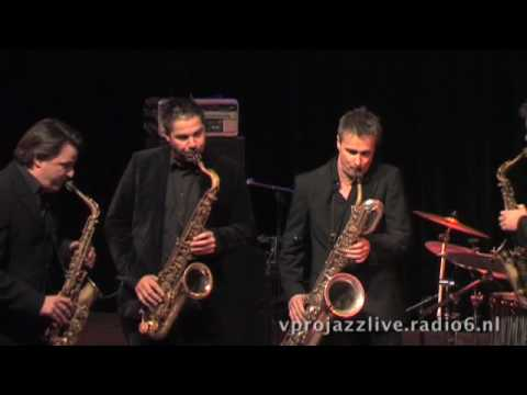 play video:Artvark Saxophone Quartet speelt Pik