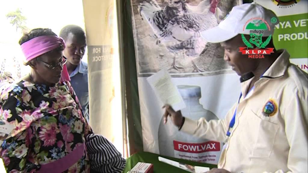 KLPA Nakuru County 2014 Agri-business trade fair and 10 year anniversary