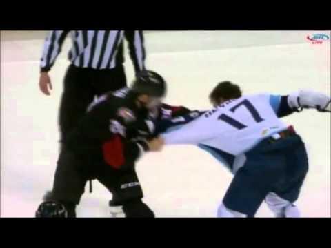 Jamie Devane vs. Oleg Yevenko