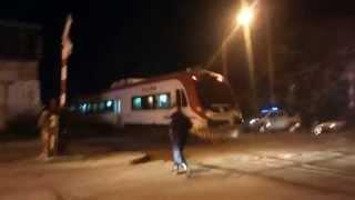 preview picture of video 'CM-002 llegando a Estación Concepción del Uruguay | Trenes Argentinos'