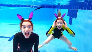 EASTER POOL GAMES Challenge By The Norris Nuts