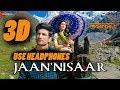 3D AUDIO | Kedarnath| Jaan 'Nisaar | Arijit Singh| Sushant Rajput| Sara Ali Khan| Abhishek K| Amit T