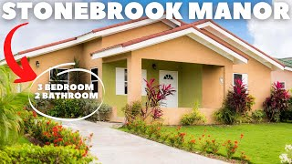 LET'S BUY A 3 BEDROOM HOUSE! HOUSE HUNTING IN FALMOUTH TRELAWNY | JAMAICA COUNTRY LIFE