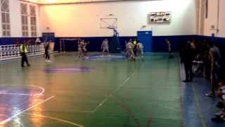 preview picture of video 'Basket Club Mahdia BCM contre Stade Sportif de Kasserine SSK seniors garcons'