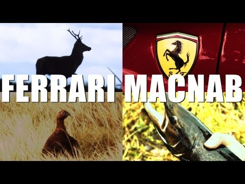 Fieldsports Britain – The Ferrari Macnab   (episode 154)