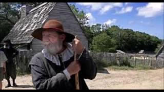 The Mayflower song commemorating Pilgrim Fathers's voyage