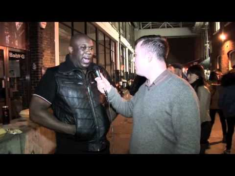 DJ Mampi Swift & Bailey (1XTRA) Interview for iFILM LONDON / PAYBACK SEASON SOUNDTRACK LAUNCH