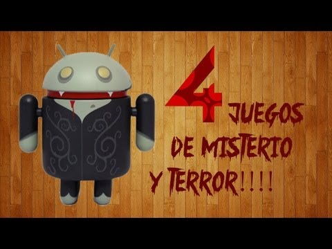 Top mejores juegos de misterio y terror para android | Mejores juegos para android 5#