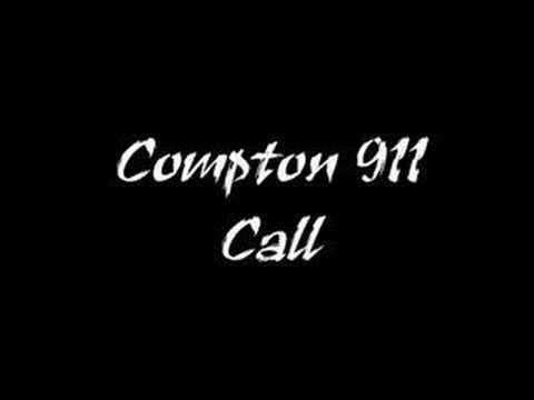 Cholo calls 911 - real 911 call from compton
