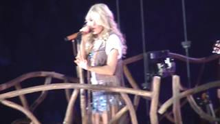 Do You Think About Me - Carrie Underwood - Boardwalk Hall, Atlantic City, NJ - 11/9/12