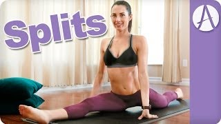 7 TRICKS to get you into the SPLITS | Stretch Flexibility Workout | Autumn Fitness