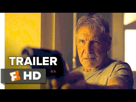Blade Runner 2049 Official Trailer - Teaser (2017) - Harrison Ford Movie