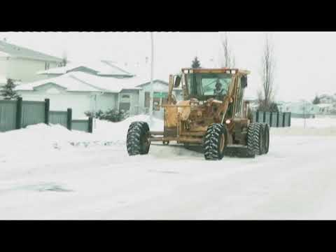 Download Extreme Snowfall In Edmonton - Canada Mp4 HD Video and MP3
