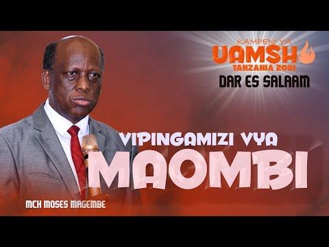 Mch Moses Magembe - VIPINGAMIZI VYA MAOMBI | KAMPENI YA UAMSHO TANZANIA - DAR ES SALAAM 04