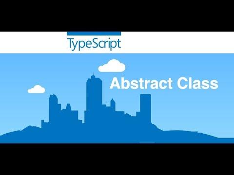 16 -  TypeScript||  Abstract Class