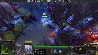 Girl Gamer Plays DOTA, Records Harassement